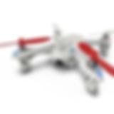 DRONE HUBSAN 107 HD FPV 4 voies 2 4 GHZ