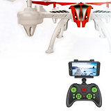 DRONE CAMERA WIFI 6 AXES 4 Voies 2 4 GHZ