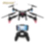 DRONE SELFIE CAMERA WIFI HD 720p 6 AXES