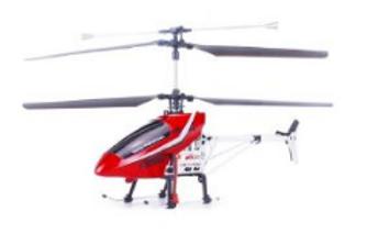 Hélicoptère MJX F629 série 2 Rouge (44 cm) 4 voies 2.4 ghz