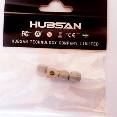 Pieds (x4) amortisseurs Drone Hubsan H107D