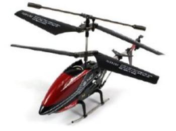 Hélicoptère Turbo  3 voies 2.4 ghz