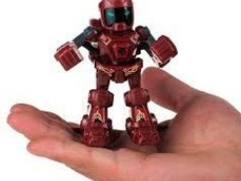 Robots Boxeurs
