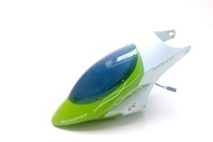 Cockpit vert hélicoptère N73 ref 777-601