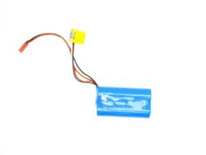 Batterie 1500 mAh 7.4 V hélicoptère MJX 645