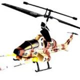 hélicoptère de combat radiocommandé LANC
