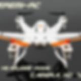 DRONE HEXACOPTERE SIRIUS 956 6 AXES CAME