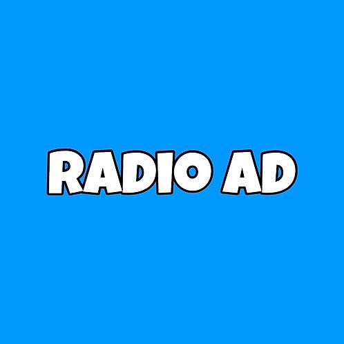 Radio Ad - 1 Day