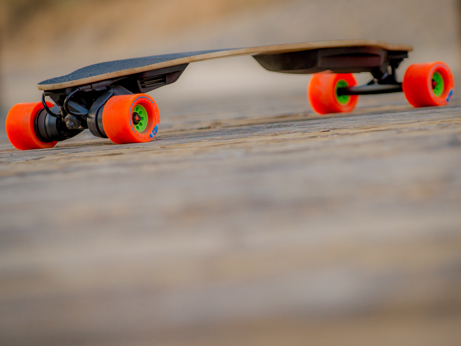 The New Boosted Board ©NGS-MBS
