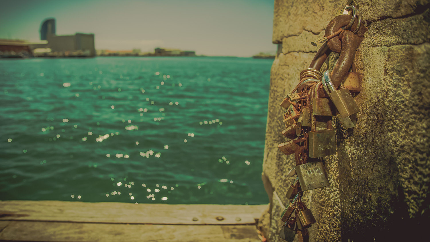 Love Locks ©NGS-MBS