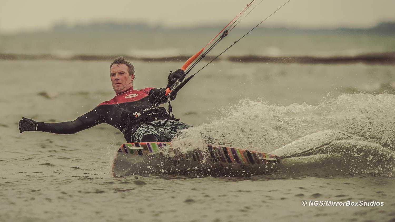 Hampshire Kitesurfing Hillhead