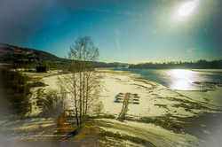 View from the train ©NGS-MBS