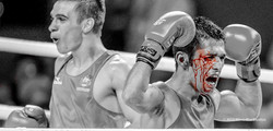 Boxing FInals  Commonwealth Games