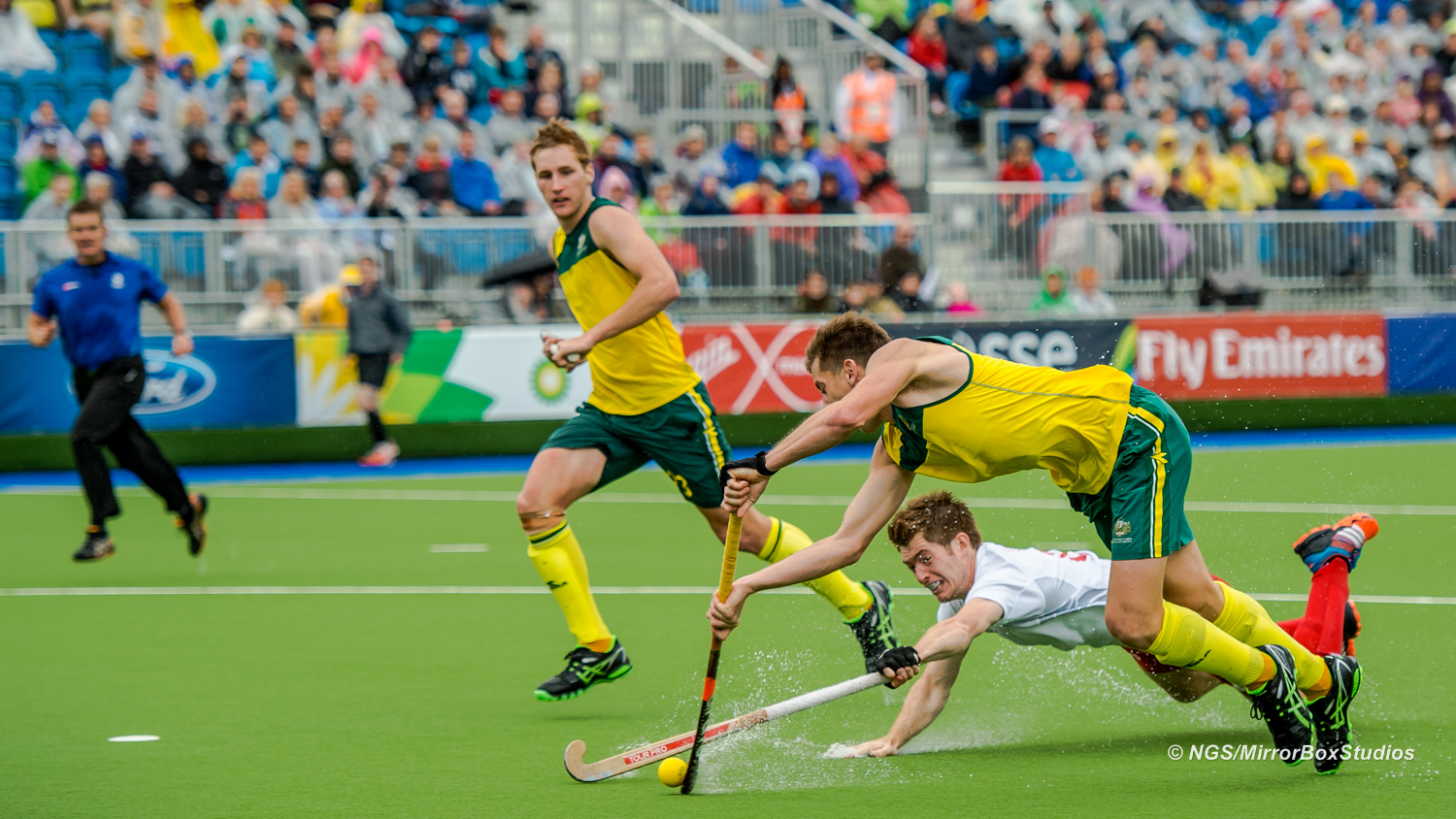 Commonwealth Games Men's Hockey Final