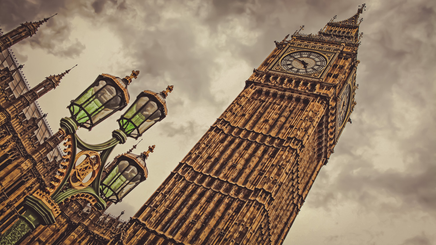 Big Ben London  ©NGS-MBS