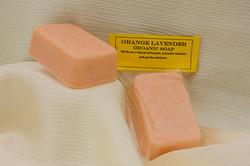 Organic Orange Lavender