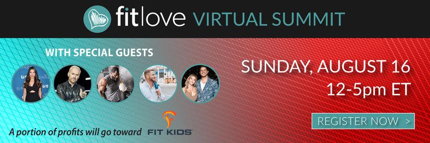 FitLove Virtual Summit Graphics