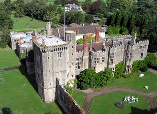 10 Castles to stay overnight in England