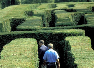 10 Amazing British Mazes