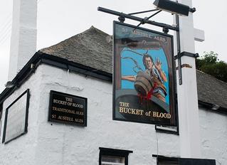 Top Ten Britain!  Unusual Pub Names