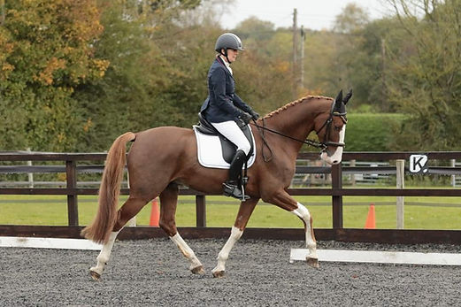 Mandy & James competition debut thanks to @tlovellphotography
