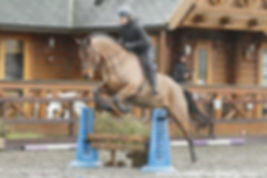 Mandy & Ryan arena eventing thanks to Tlovellphotography