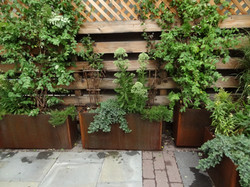 custom planters brooklyn