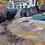 Thumbnail: Port Isaac Beach. Original Acrylic painting by Sara Tuckey