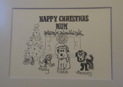 Happy Christmas Mum