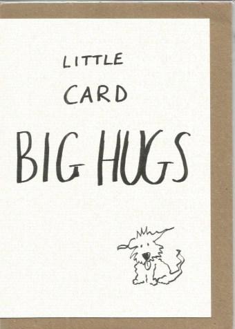 S38    Big Hugs