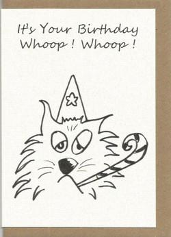 W3 Whoop ! Whoop!