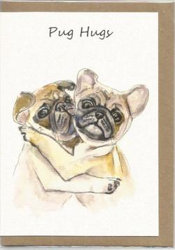 DWC6  Pug Hugs