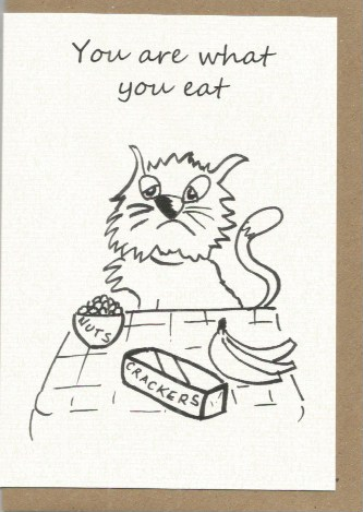 W2 You are what you eat