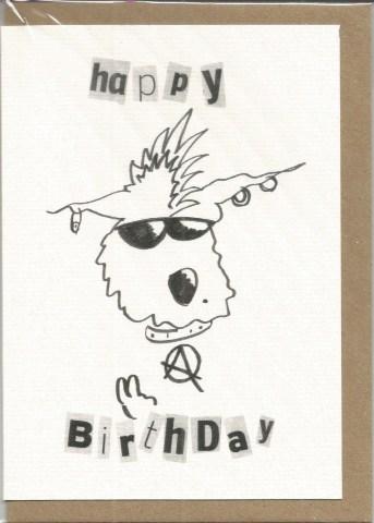 S12 Happy Birthday Punk