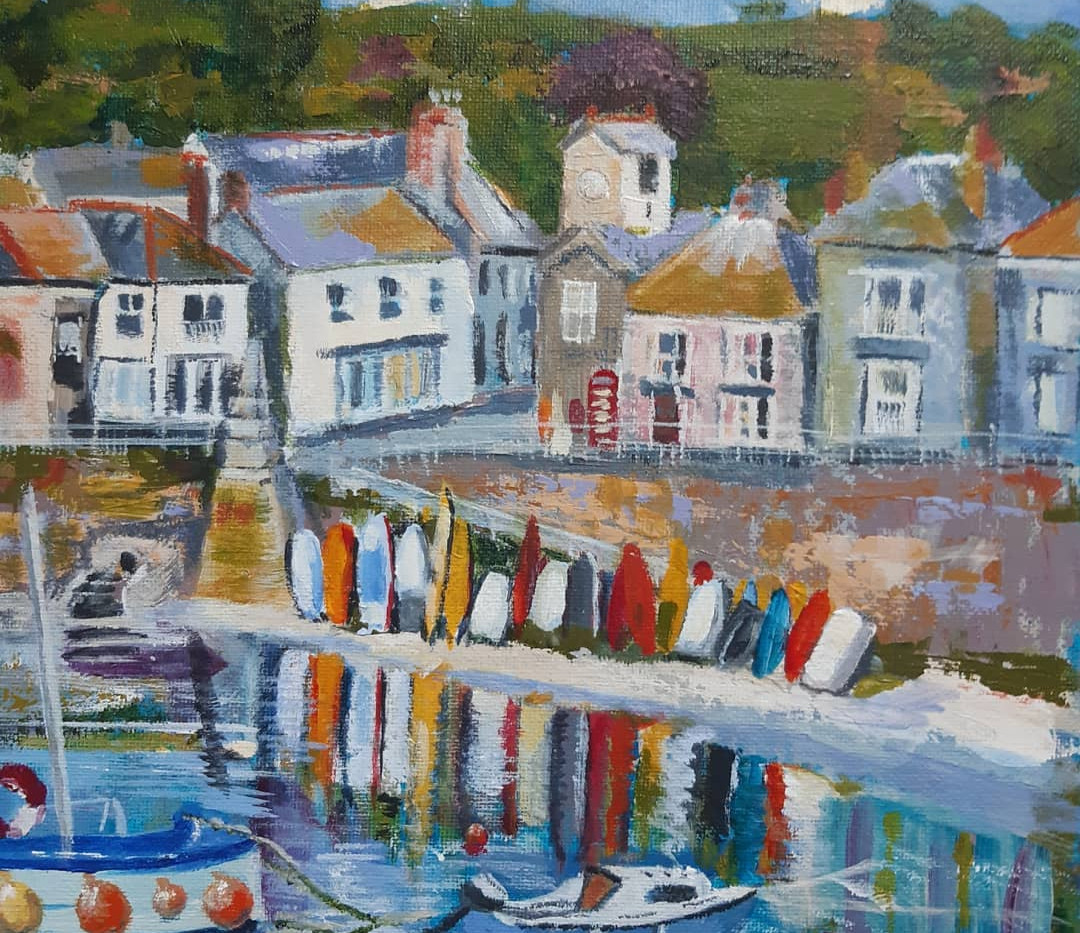 A Trip to Mousehole ,Cornwall