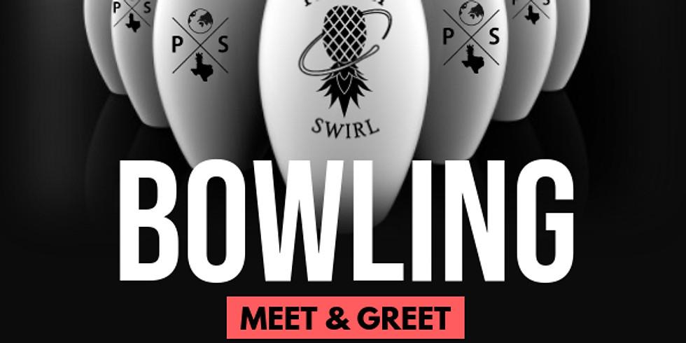 Planet Swirl Presents: Bowling Meat & Greet