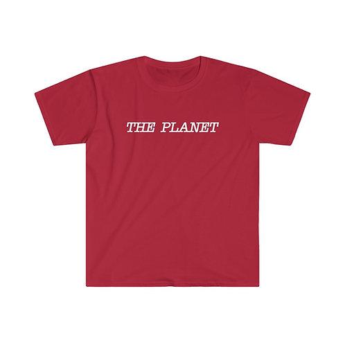THE PLANET Blanco Tee