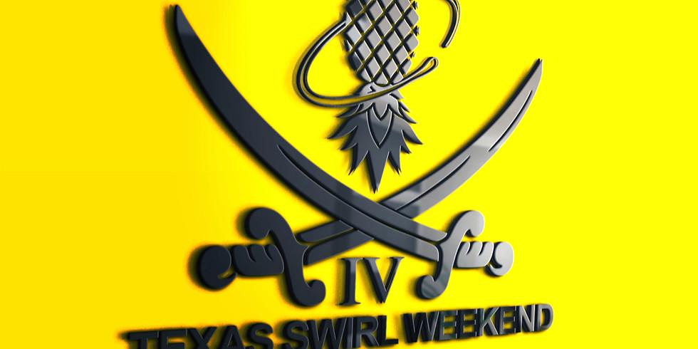 Texas Swirl Weekend 4 : Welcome To Swirl Island