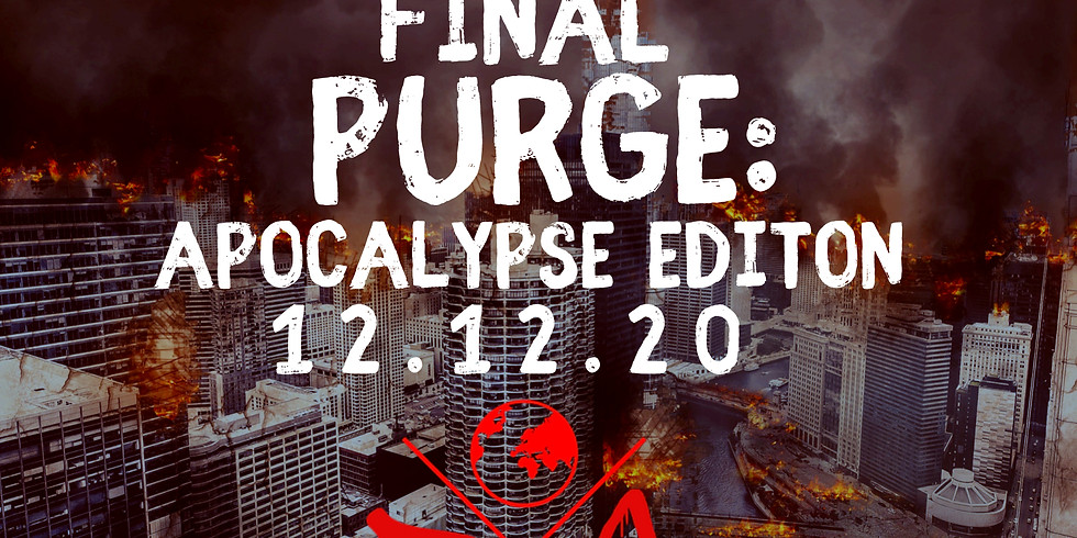 The Purge: The Apocalypse Edition
