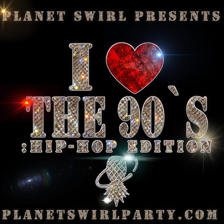 I Love the 90s : Hip-Hop Edition