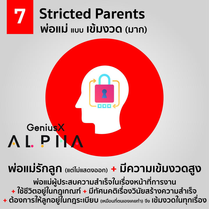 Stricted Parents