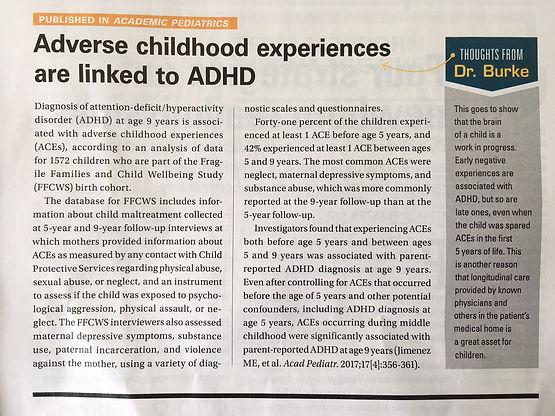 Is It Adhd Or Trauma >> New Research Childhood Trauma Is Linked To Adhd Alex Furches Lmft