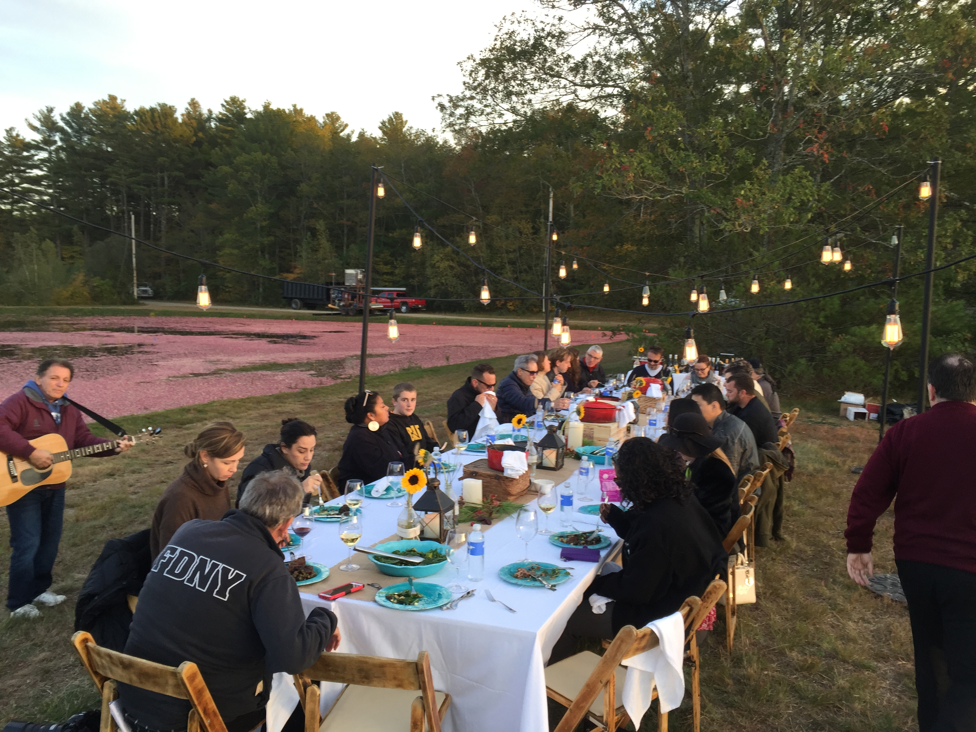 Bog Side Dinning