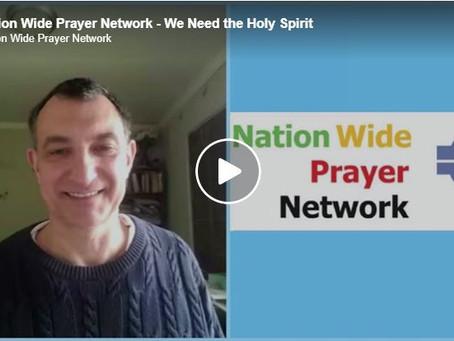 """""""The Holy Spirit is Power"""" - Bro. Van Wooley"""