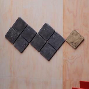 Dryerlint tiles