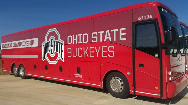 OSU Bus Wrap