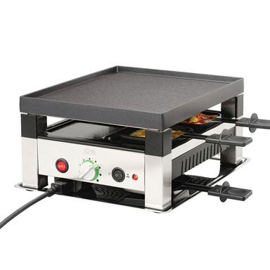 5 in 1 Table Grill for 4, Solis, 2020