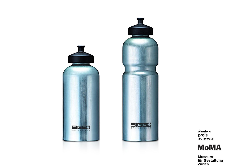 SIGG Bottle, SIGG AG, 1988 & 1992
