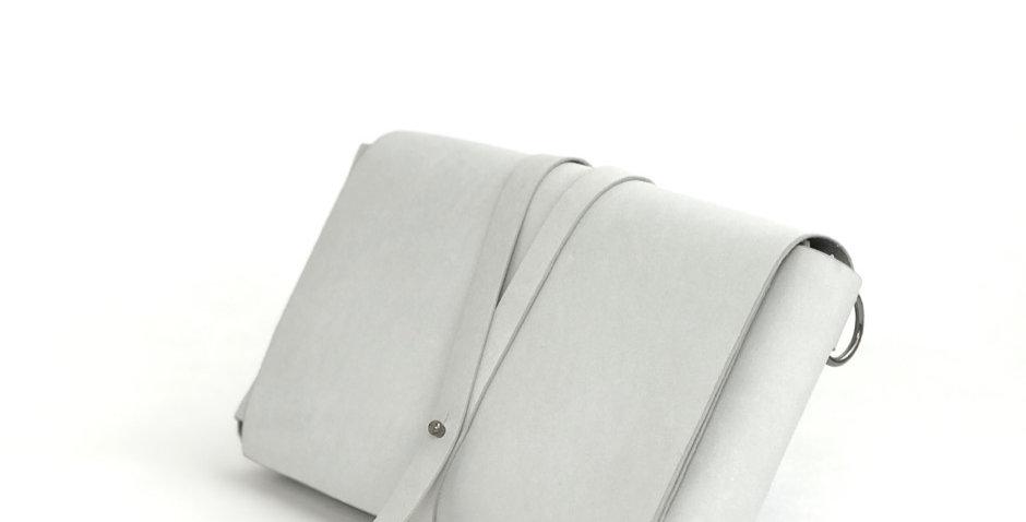 Сумка Crossbody в коплекте с двумя ремнями | мраморный