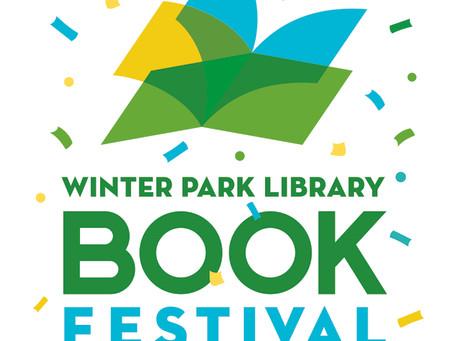 Spring Book Festivals